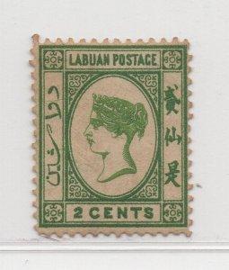 Malaya Labuan - 1883 - SG17 - 2c - no gum #662