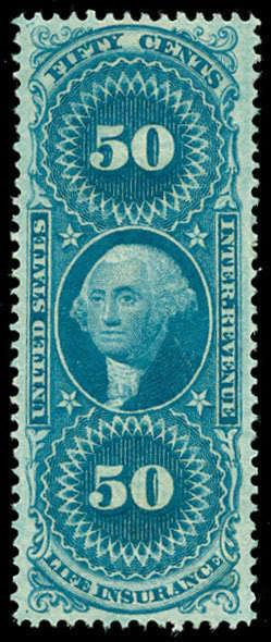 momen: US Stamps #R58c Unused Revenue