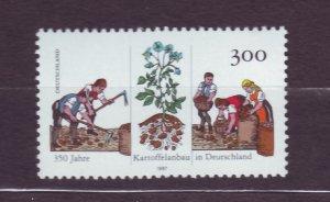 J23313 JLstamps 1997 germany set of 1 mnh #1978 farming