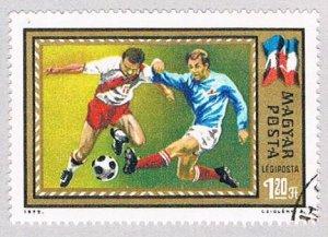 Hungary Soccer 120 (AP111206)