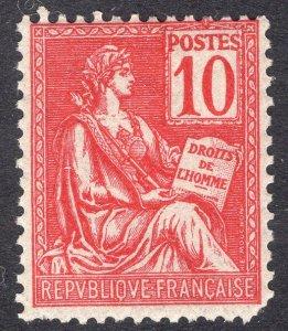 FRANCE SCOTT 116
