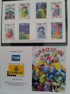 SPAIN 2005 For Children - Los Lunnis- MNH