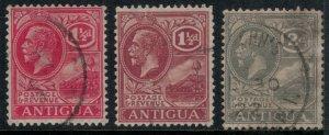 Antigua #46-8  CV $3.65