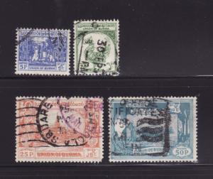 Burma 142, 144, 146, 148 U Various