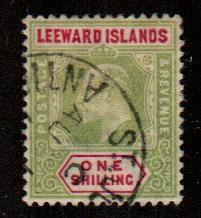 Leeward Islands #26  Used  Scott $30.00