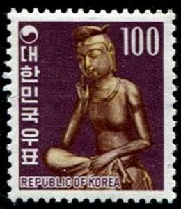 HERRICKSTAMP KOREA Sc.# 652 Key Stamp Mint NH Catalogue Value $100.00