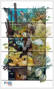 Stamps 2017 Caribbean Netherlands - Underwater World of Bonaire