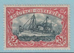 GERMAN COLONIES GERMAN EAST AFRICA  41 MINT  HINGED OG * NO FAULTS LARGE YACHT