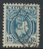 Nigeria  SG 57  SC# 62  Used  Perf 12 1938 Definitive please see scan