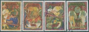 Australia 1993 SG1401-1404 Working Life in the 1890s set FU