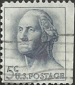 # 1213 USED GEORGE WASHINGTON