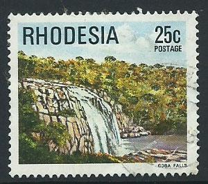 Rhodesia SG 566 VFU
