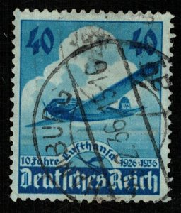 Reich Germany, 40 Pf, 1936 (T-6200)