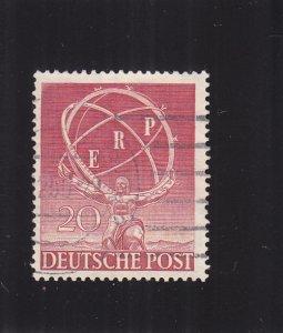 Germany-Berlin: Sc #9N68, Used (S18413)