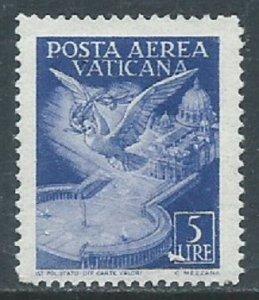 Vatican City, Sc #C11, 5 l, MH