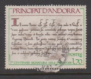 Andorra Sc#266 Used