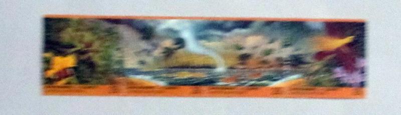 UN, NY - 603-06a, MNH Strip of 4, Set. Climate. SCV - $4.00