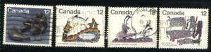 Can #748-51    used VF 1977 PD