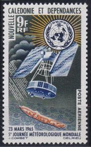 New Caledonia C39 MNH (1965)