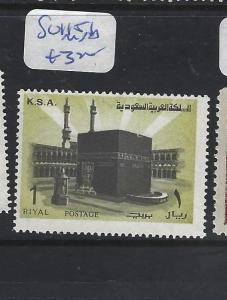 SAUDI ARABIA  (P0510B) SG  1151   MNH