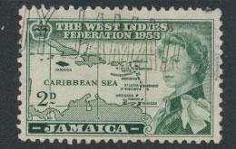 Jamaica  SG 175  - Used -  see scan and details