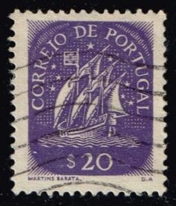 Portugal #618 Sailing Ship; used (0.25)