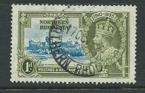 Northern Rhodesia  SG 18 FU