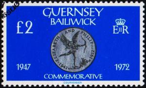 Guernsey. 1979 £2 S.G.197 .Fine Used