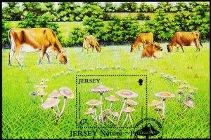 Jersey. 2005 Miniature Sheet. Fine Used