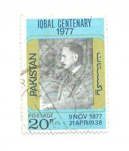 Pakistan 1974 - Scott #375 *
