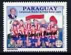 Paraguay 2002 Football World Cup (Japan/Korea) 3,000 valu...