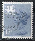 Great Britain, Region, Wales; 1984: Sc. # WMMH30: Type I, O/Used Single Stamp