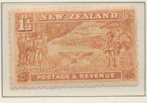 New Zealand Stamp Scott #101, Mint Hinged - Free U.S. Shipping, Free Worldwid...