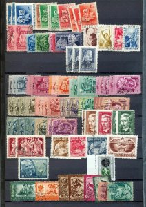 HUNGARY Mid/Modern M&U Collection Apprx 450 Items (SD 62