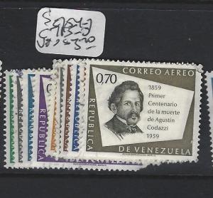 VENEZUELA  (P1008B)  SC 954-7, C 715-0   VFU