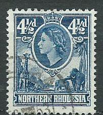 Northern Rhodesia  SG 67 Fine Used