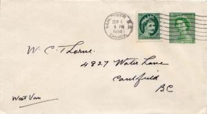 Canada, Canada British Columbia, Postal Stationery