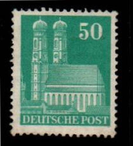 Germany Scott 653a Mint NH (Catalog Value $130.00)