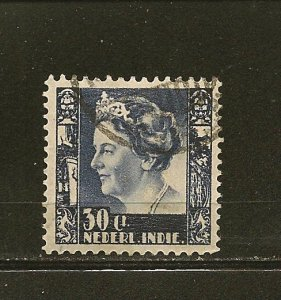 Netherlands Indies 178 Wilhelmina Used