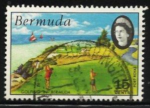 Bermuda 1971 Scott# 285 Used