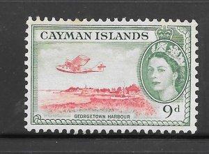 Cayman Islands #144 Used Single