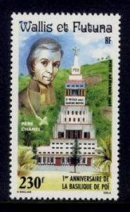 Wallis & Futuna Sc# C152 MNH Poi Basilica