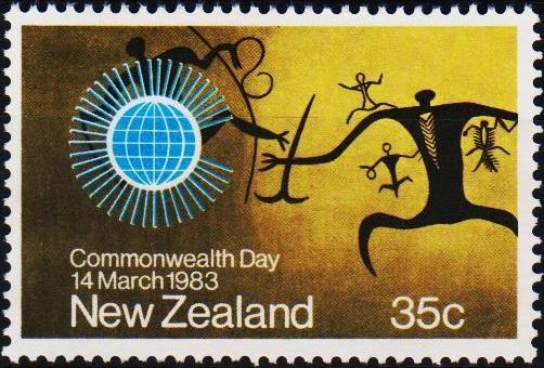 New Zealand. 1983 35c S.G.1309  Fine Used