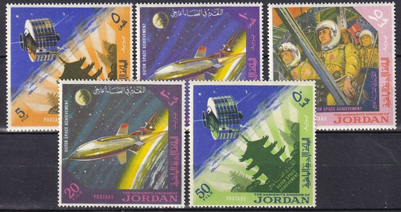Jordan #521-521D F-VF Unused CV $3.20  (Z5047)