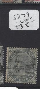 INDIA (P1307B) QV   1R    SG 79   VFU  COPY 2