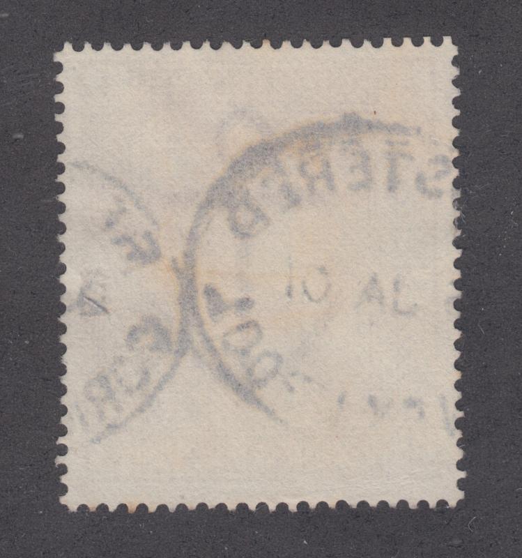 Great Britain Sc 96 used 1883 2sh6p Queen Victoria, VF