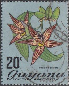 Guyana #140   Used