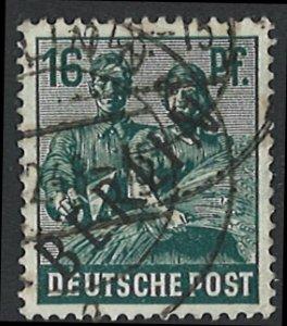 Germany Berlin Scott 9N7 Used!