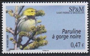 Saint Pierre and Miquelon 856 MNH (2008)