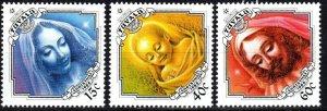 Tuvalu #511-3  MNH  CV $2.50 (X5421)